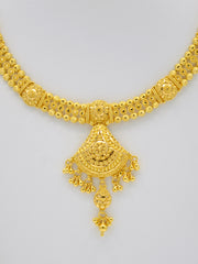 22ct Gold Necklace Set
