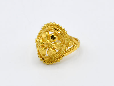 22ct Gold Baby Ring