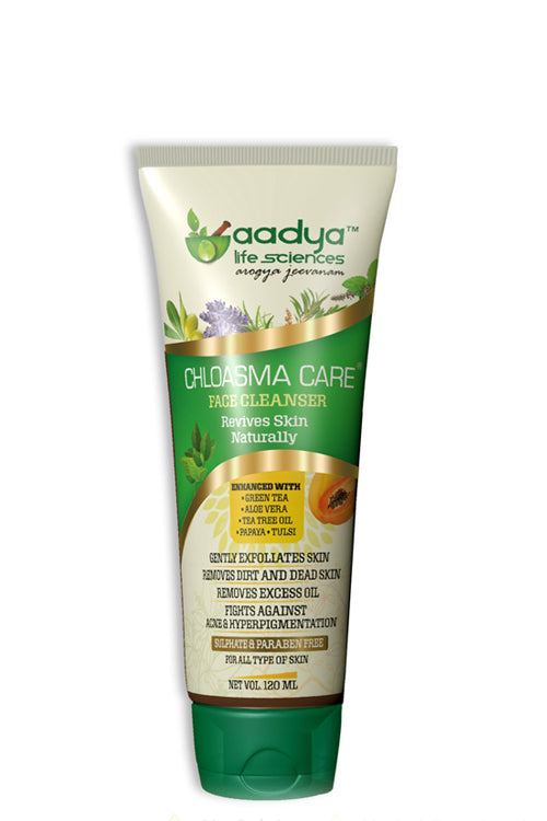 Chloasma Care Face Cleanser- 120 ml - Roop Darshan