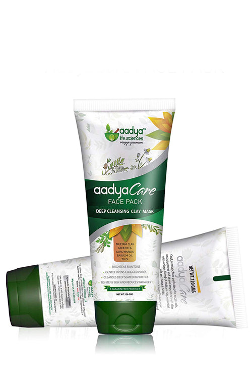 Aadya Care Face Pack - 120 gm - Roop Darshan