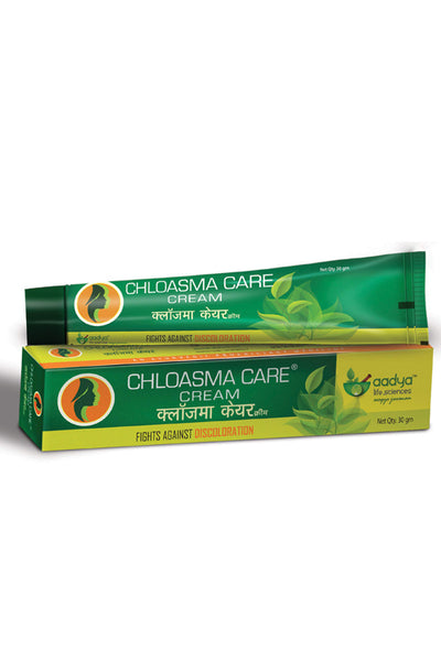 Chloasma Care – Cream 30g - Roop Darshan