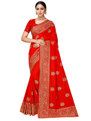 Ruhi Sana Silk Saree