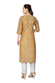 Aalia Kurti With Pants