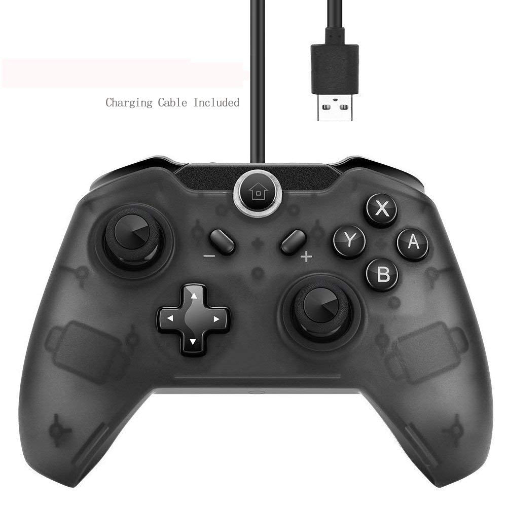 Nintendo Switch Wireless Pro Controller by TUTUO