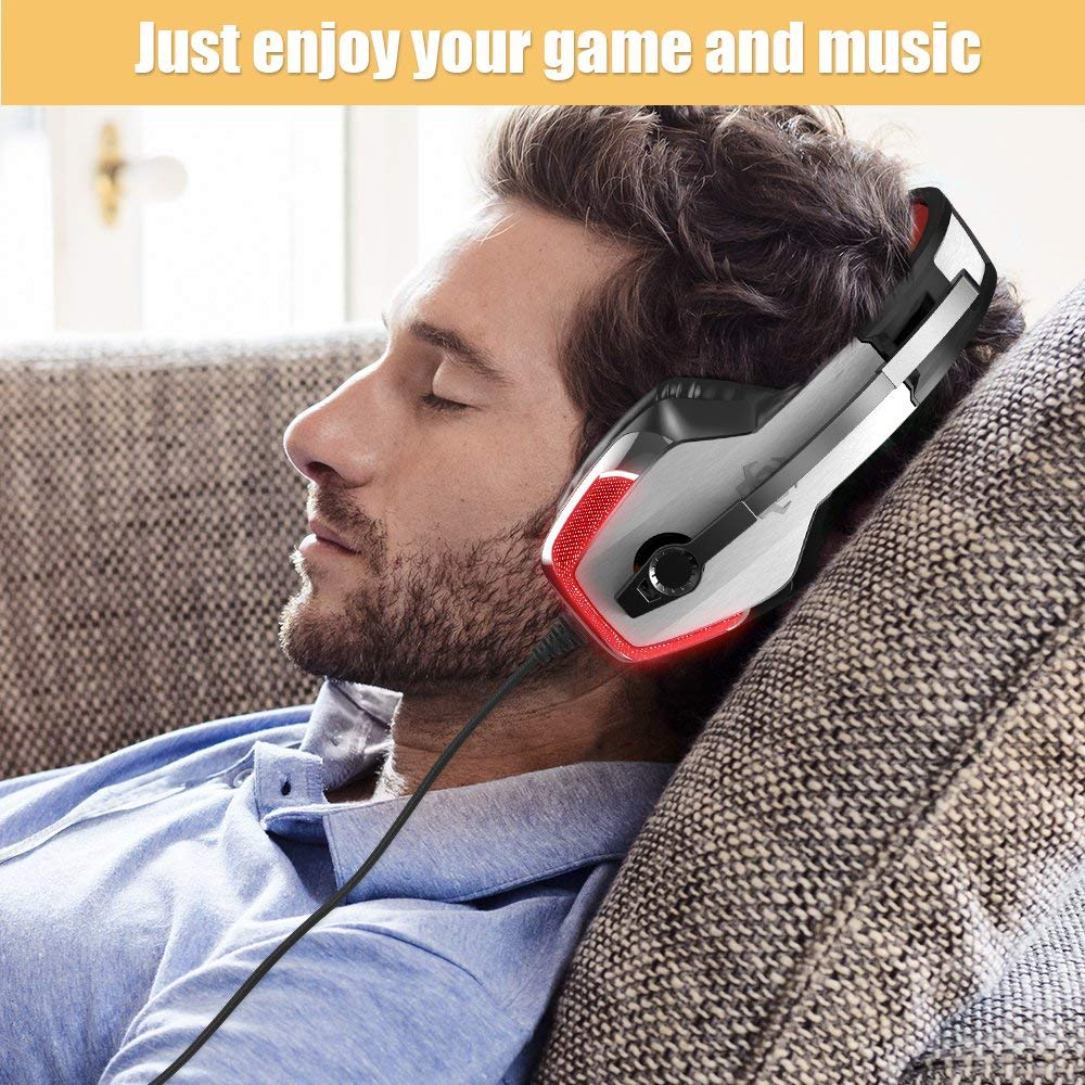 Bengoo X-40 Noise Cancelling Gaming Headset