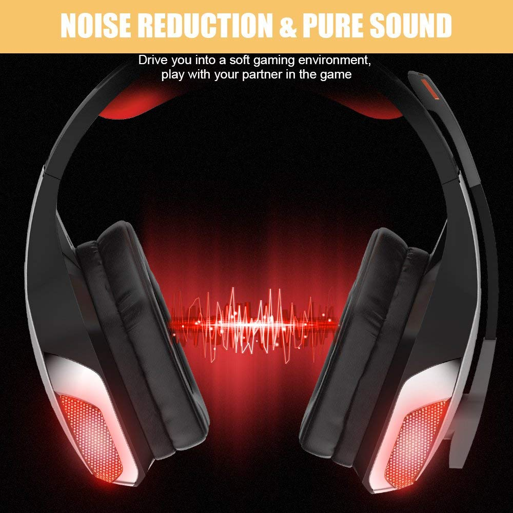 Bengoo Noise Cancelling Gaming Headset