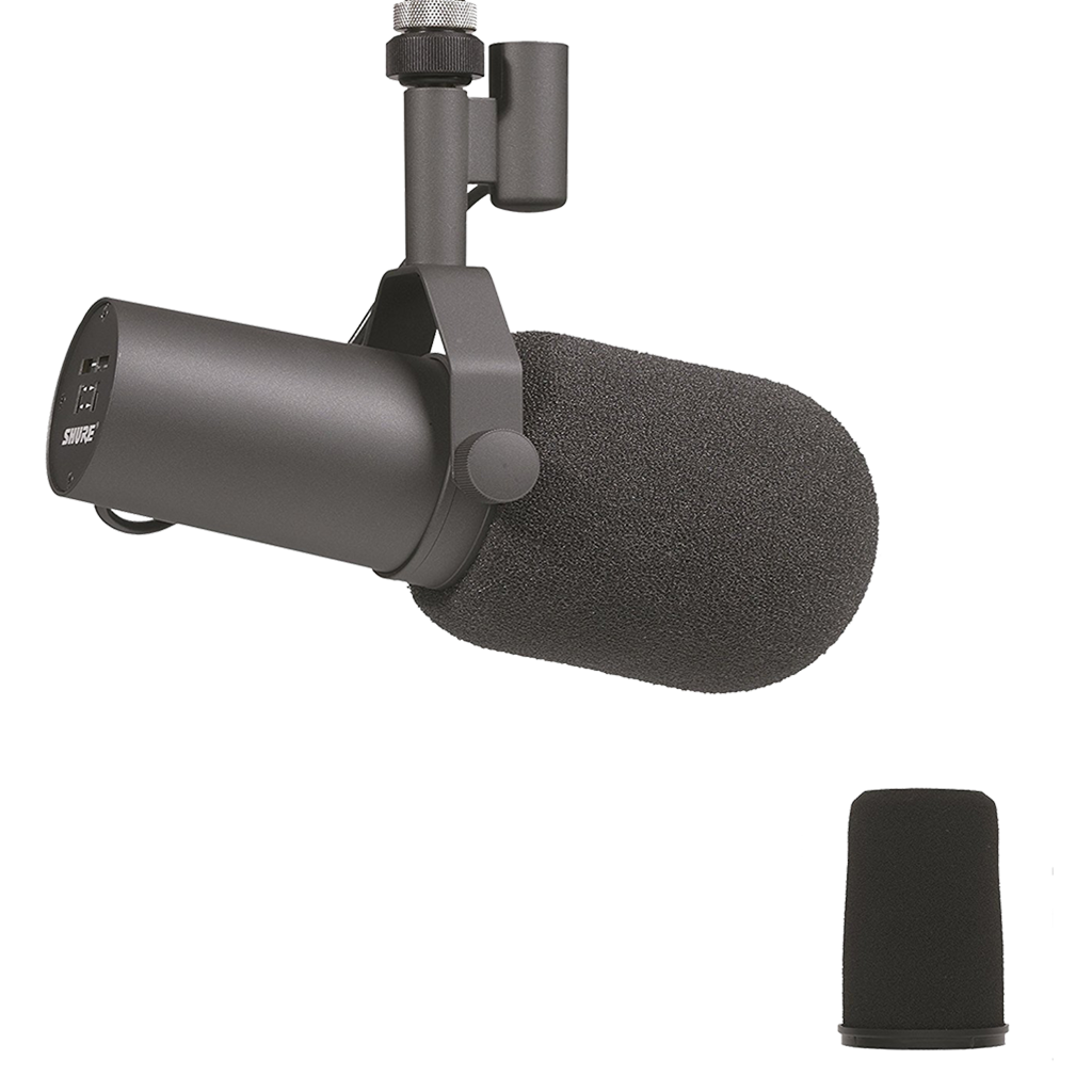 Vocal dynamic microphone