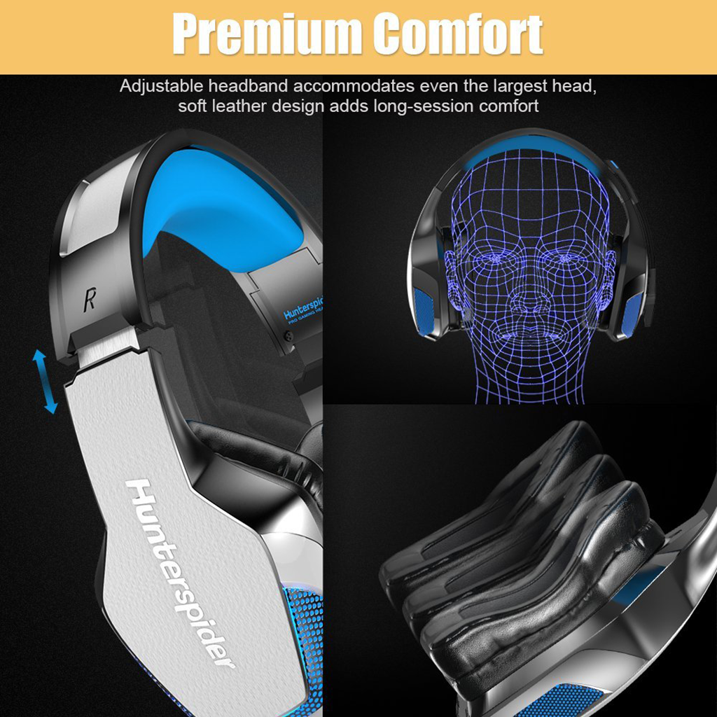 Noise Cancelling Gaming Headset