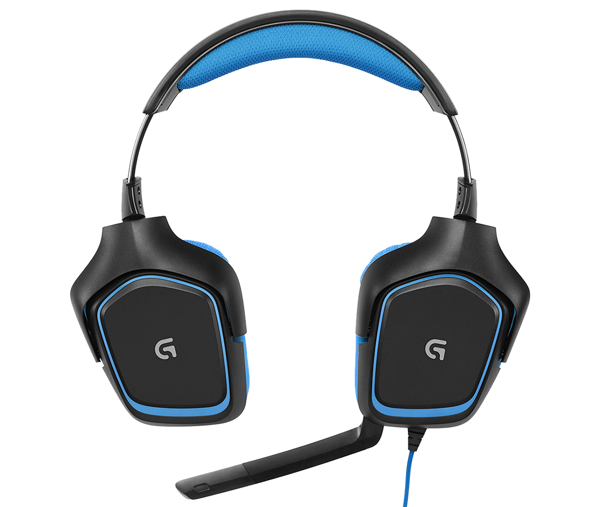 logitech g430 dts headphone X and Dolby 7.1 surround