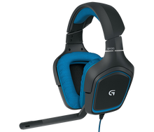 Logitech G430 Dts Headphone X 7.1