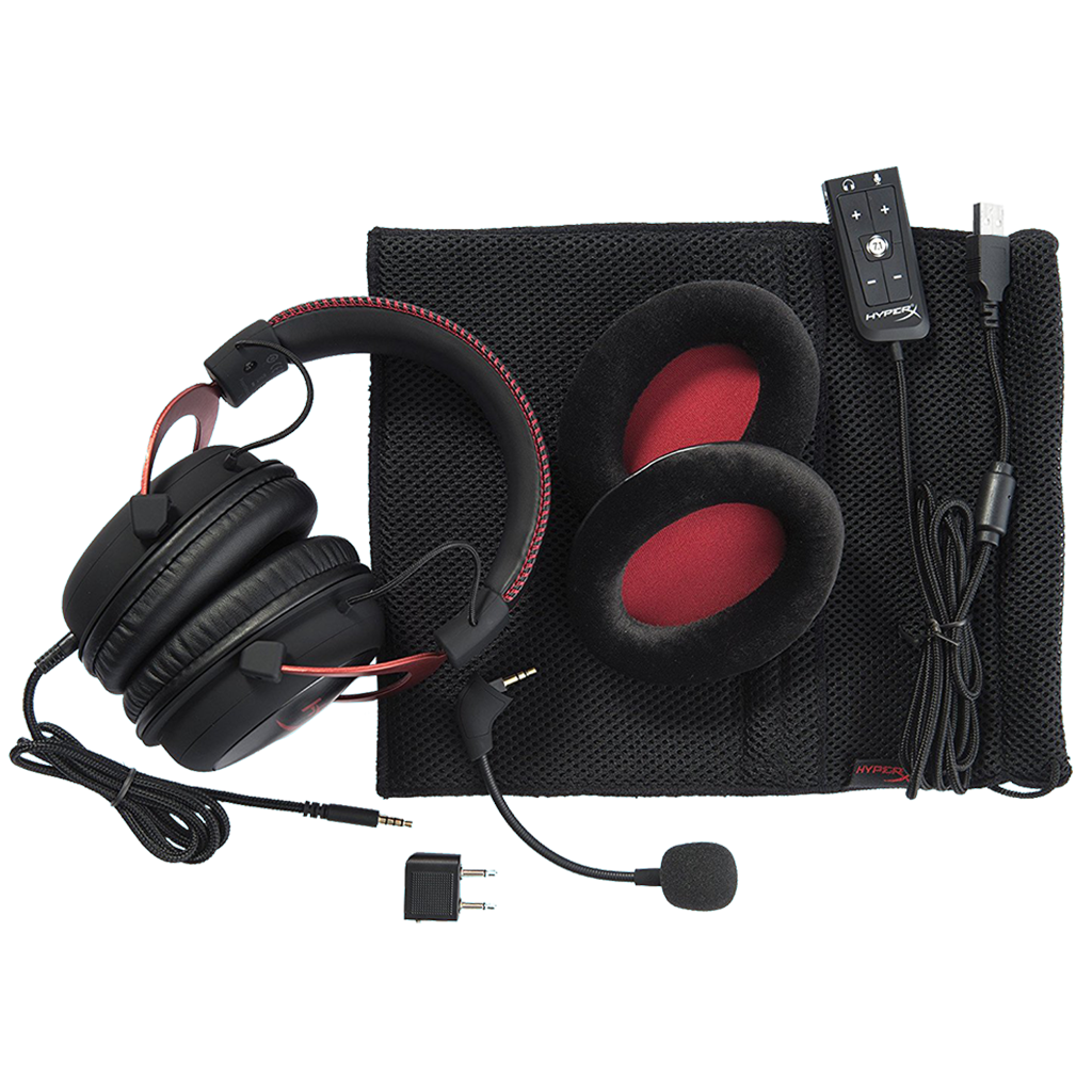 Hyperx Cloud Ii Gaming Headset 7.1 Surround Sound