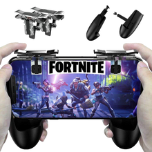 Mobile Controller for Battle Royale Fortnite/PUBG
