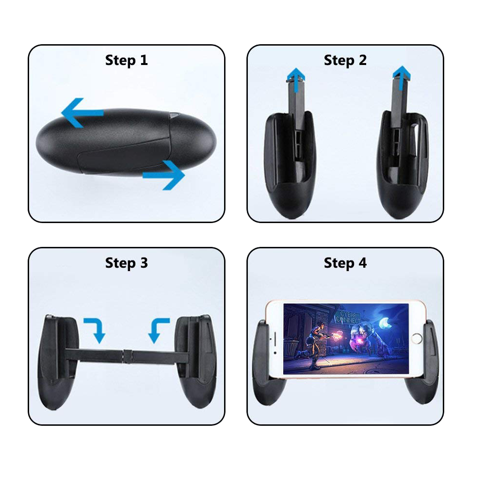 Mobile Controller for PUBG