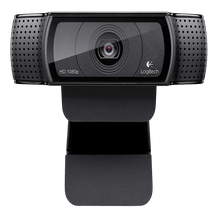 Logitech C920 Webcam with HD Video Calling & Recording
