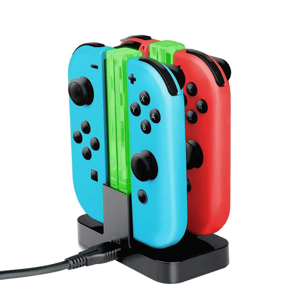 Nintendo Switch Joy-Con LED Light Charging Dock