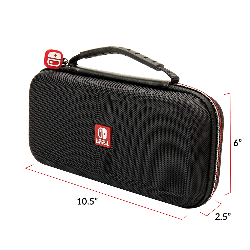 delux hard ballistic nylon travel case 8 cartridge with 2 Sd Card Slot