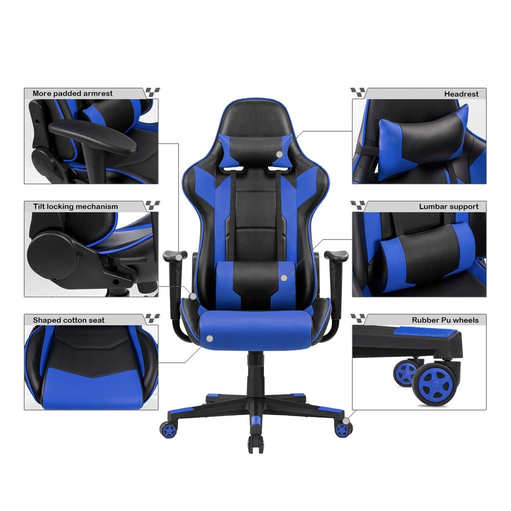 Homall Ergonomic Gaming Seat
