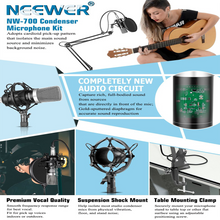 Neewer NW 700 Condenser Microphone Kit