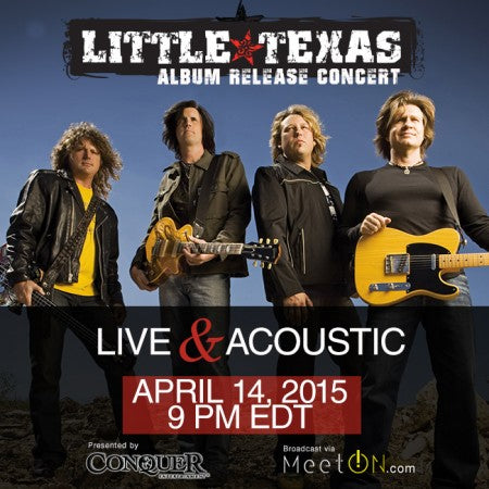 Welcome Little Texas To Our Music Platform