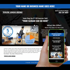 Marketing Landing Pages