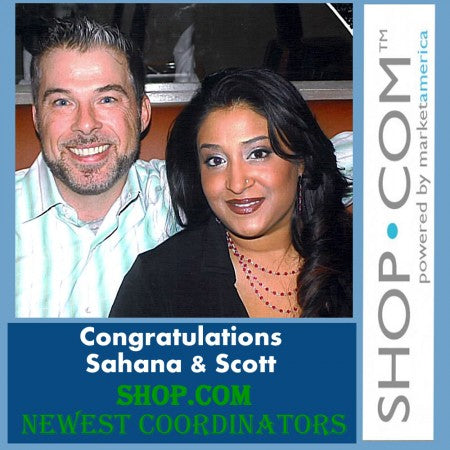 Our NEWEST Coordinators Scott & Sahana