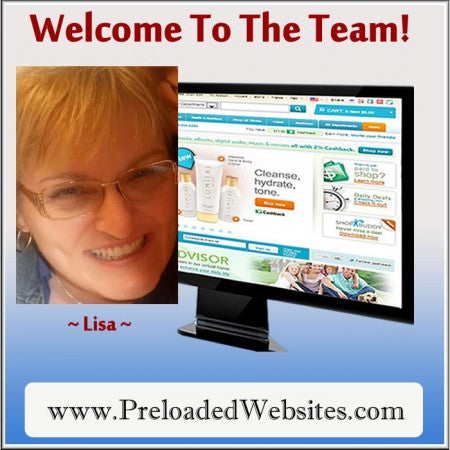 preloaded websites