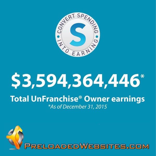 UnFranchise Owners Have Earned Over $3.4 Billion