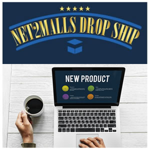 net2malls drop ship products