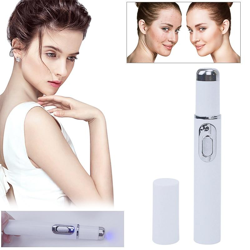 Spot Blue Light Laser Pen for Acne
