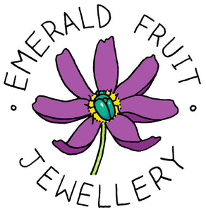 Emerald Fruit Jewellery