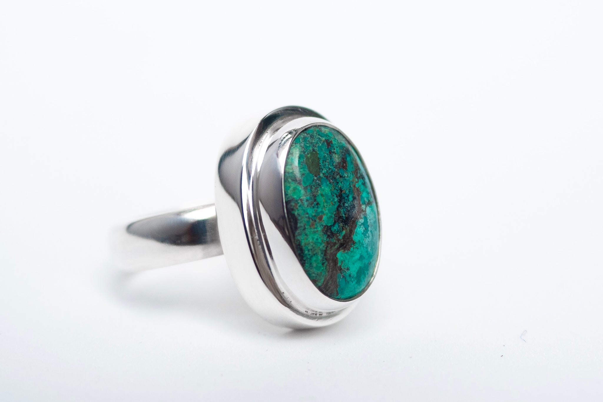 Chrysocolla Ring