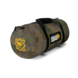 Direct Combat Camo Duffel Bag