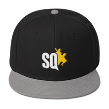 Load image into Gallery viewer, SQ Embroidered Snapback