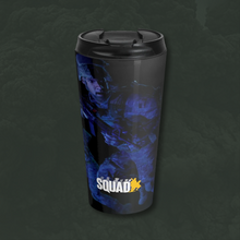 Load image into Gallery viewer, Squad Night Strike Stainless Steel Travel Mug