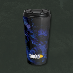 Squad Night Strike Stainless Steel Travel Mug
