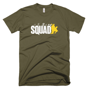 Squad Shirt - Green/Black