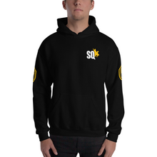 Load image into Gallery viewer, Squad Leader Black Hoodie
