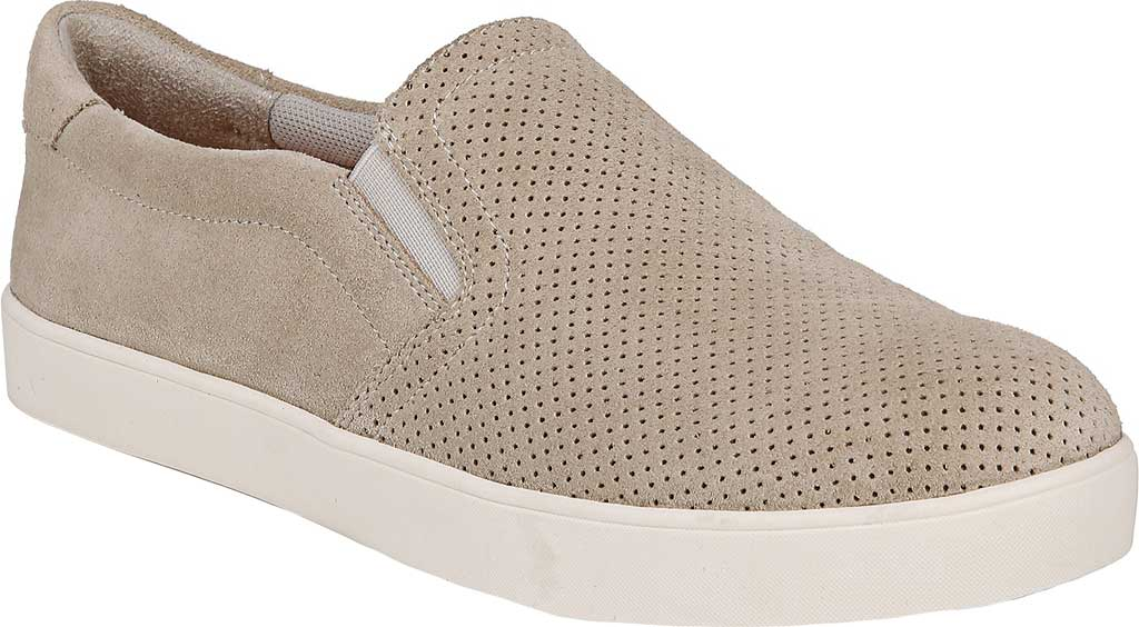 Dr. Scholl Shoes Women's Madison Fashion Sneaker Bone Leather Nude Slip On