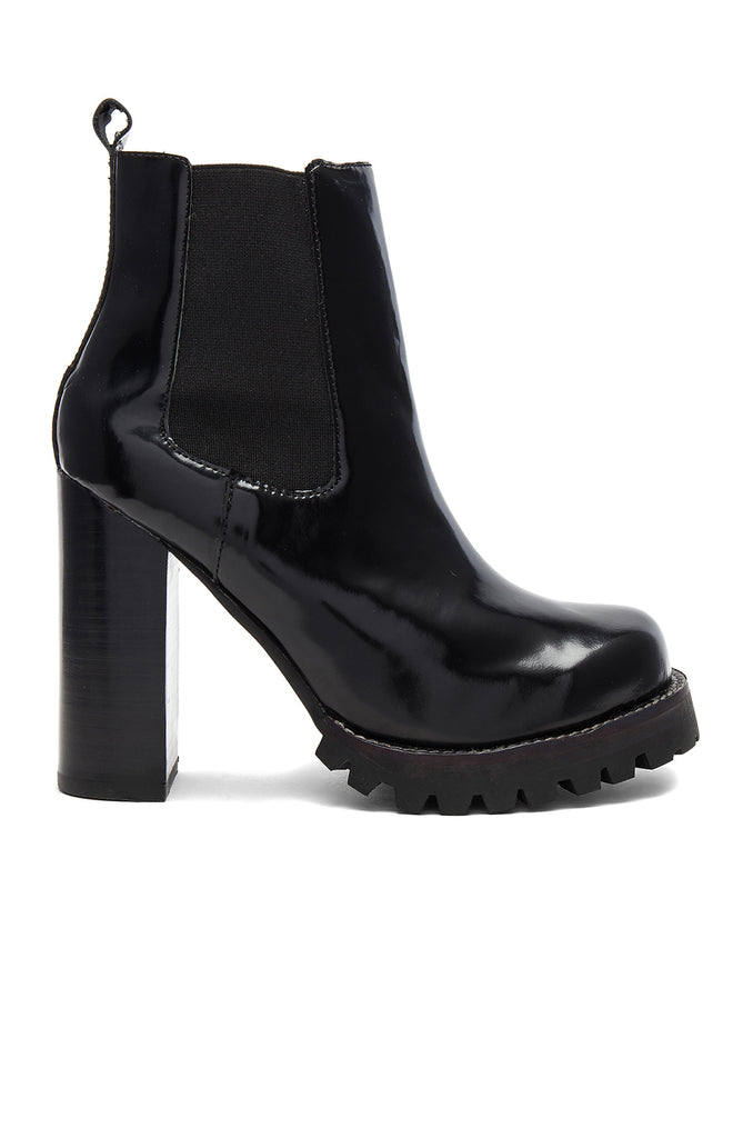 Jeffrey Campbell Cavalry-2 Boot, Black Box