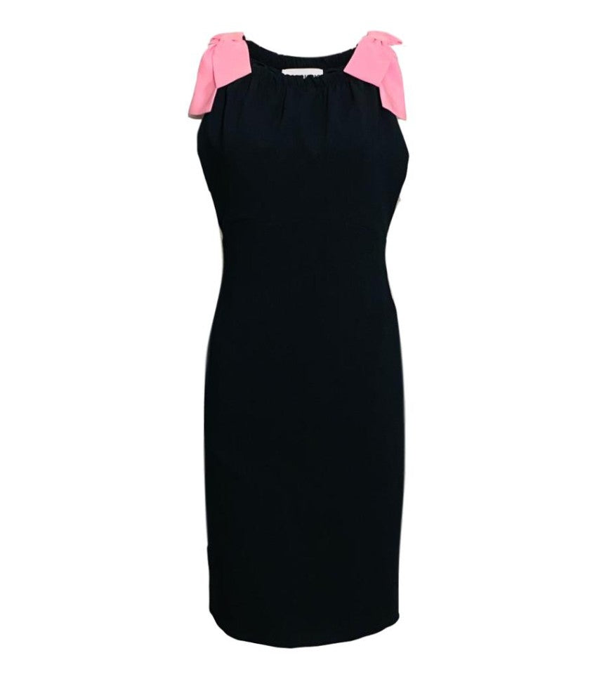 Moschino Bow Dress T046704241555