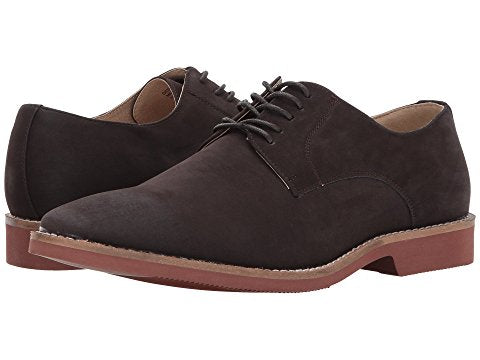 Kenneth Cole Unlisted Design 300912 brown suede lace up oxford Shoes