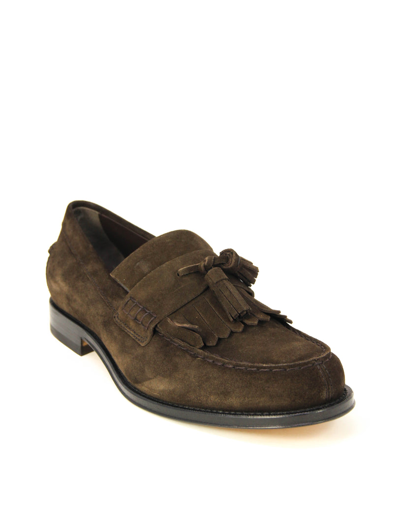 Tod's Mens CUOIO Gommino Leather Moccasins Loafers XXM0RO0T280RE0S800