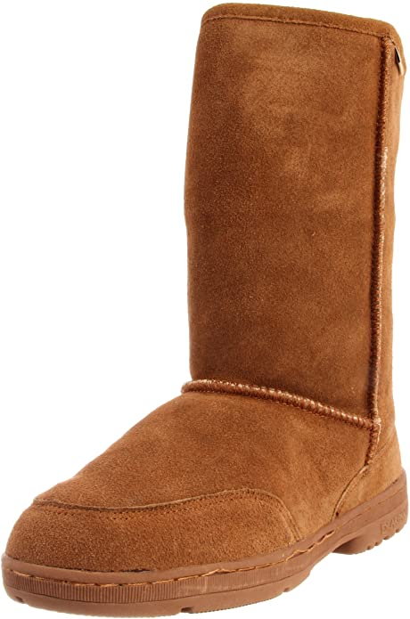 BEARPAW Women's Meadow Winter Boot, Hickory