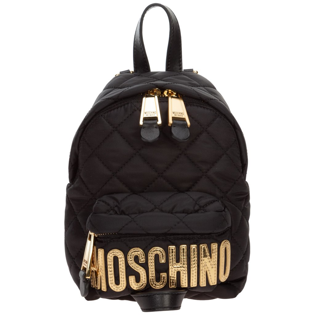 Moschino Fashion Backpack 750982011247