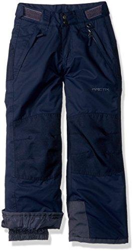 Arctix Youth Snow Pants with Reinforced Knees and Seat, Blue Night,