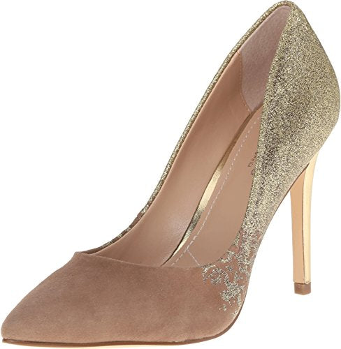 Charles by Charles David Women's Pact Dress Pump Nude Degrade Suede