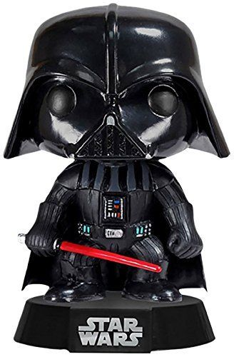 NEW POP: Star Wars Darth Vader Bobble Head Vinyl Figure B8