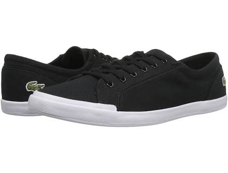 Lacoste Women's Lancelle BL 2 Shoe, Black