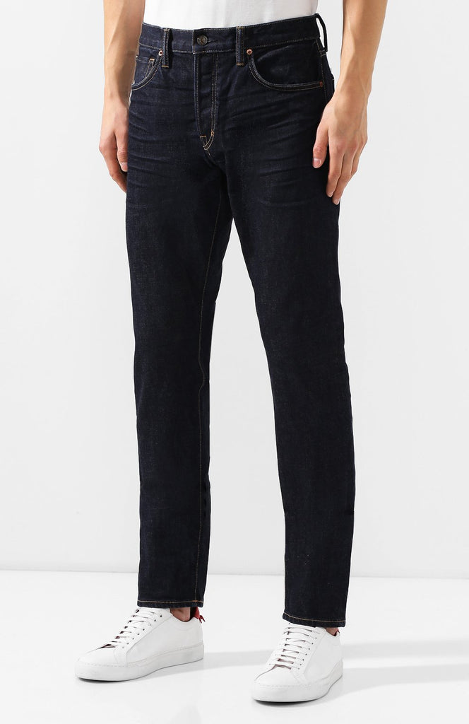 Tom Ford Men's Denim Jeans BLUE BIJ18TFD003