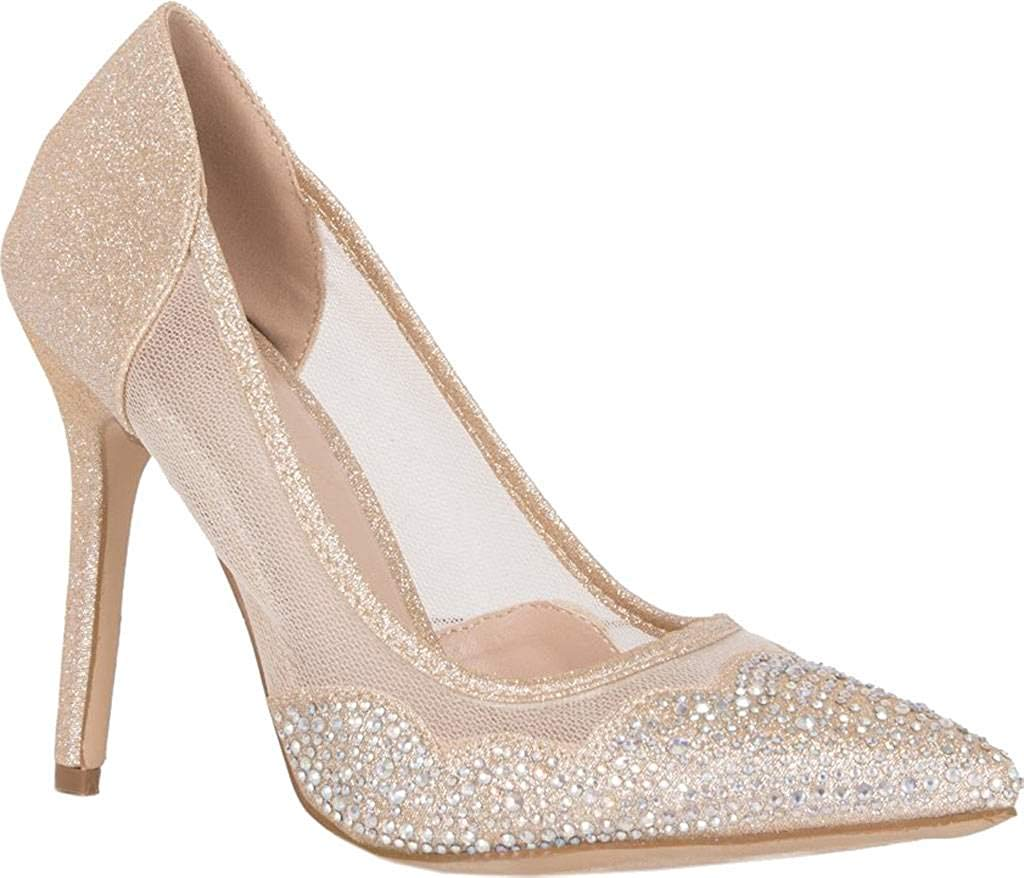 Lauren Lorraine Women's Elaine Pointed Toe Pump
